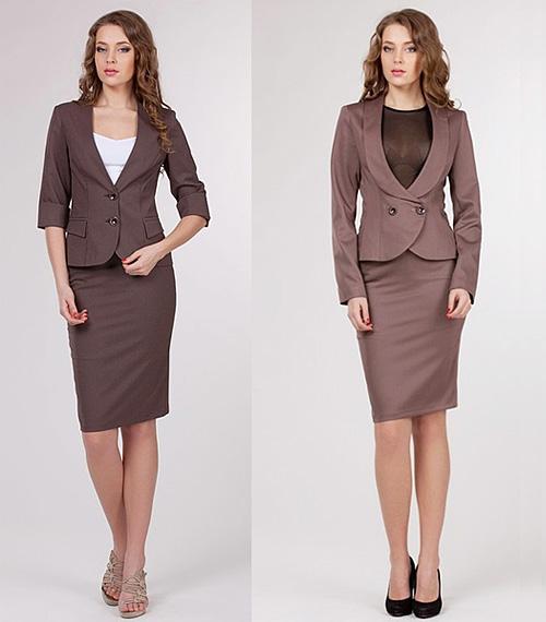 Деловая одежда для работы