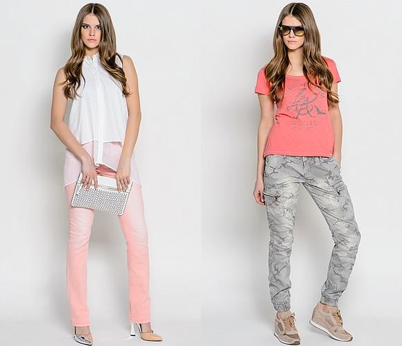 Фото: джинсы лучших мировых брендов