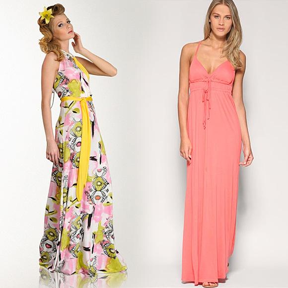 Модные сарафаны на лето выбираем