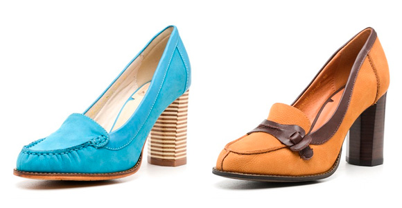 Фото: модная женская обувь от Valentino