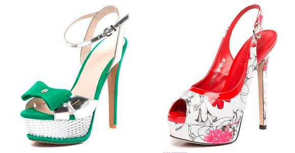 Модная женская обувь в сезоне весна