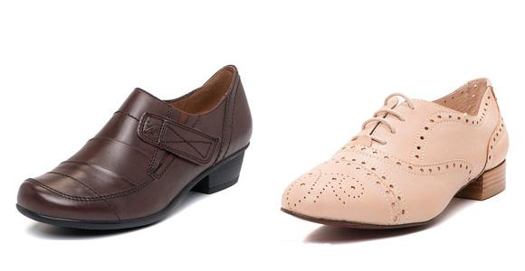 Фото: туфли в мужском стиле