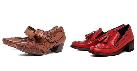 Фото: туфли в ретро-стиле