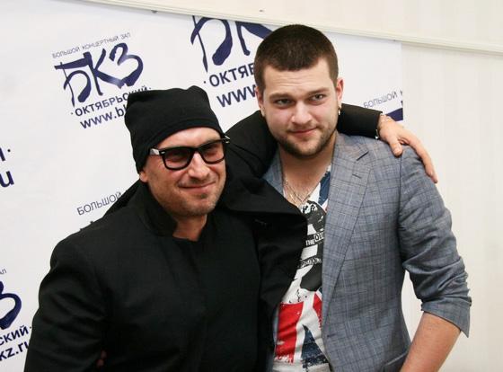 Фото: сын Дмитрия Нагиева - Кирилл Нагиев 2014 г.