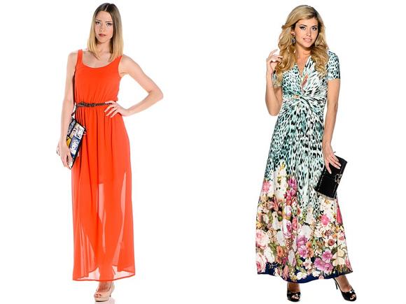 Летние платья в стиле ретро
