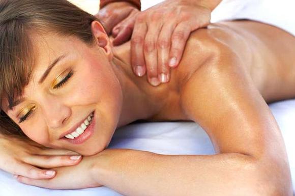 Массаж для лечения отложений солей на шее