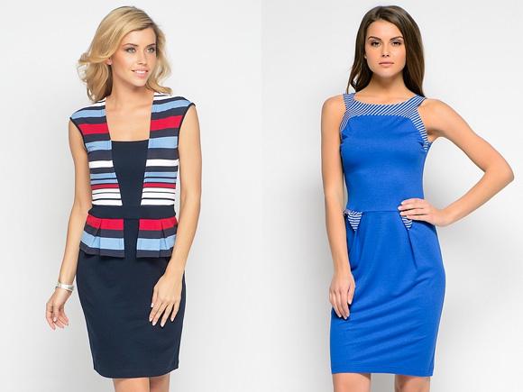 Фото: цветовые решения платьев
