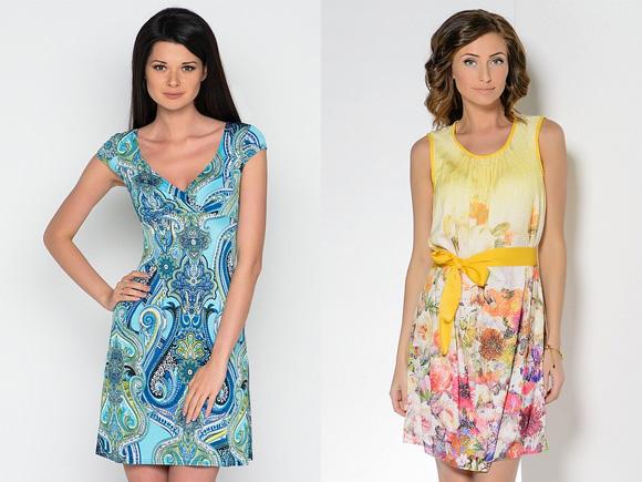 Фото: романтические платья в бежево-кремовых цветах