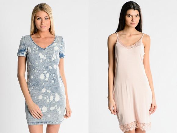 Пижамные платья для девушек