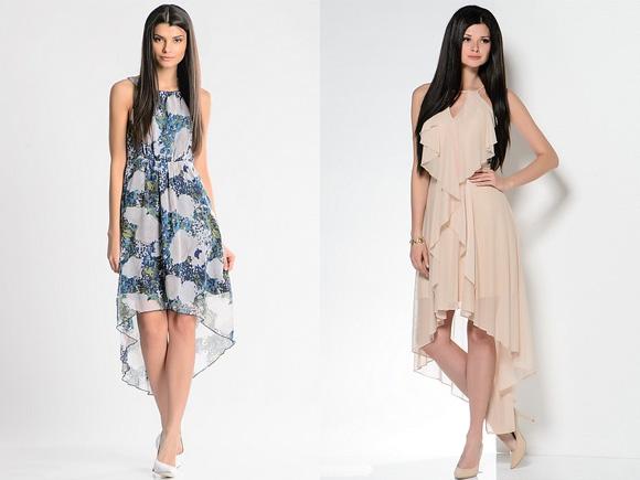 Платья с кружевами