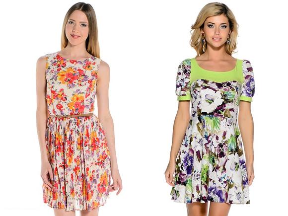 Платья и асимметричный фасон