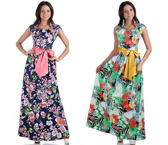 Фото: универсальные нейтральные цвета для летних платьев