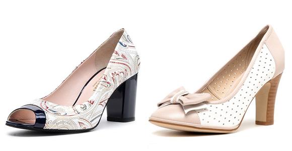 Модные тенденции женских летних туфель
