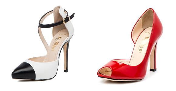 Фото: женские летние туфли width=