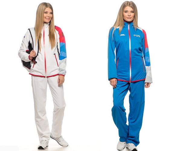 Фото: женские спортивные костюмы