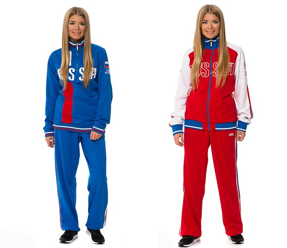 Фото: спортивные костюмы для открытого воздуха