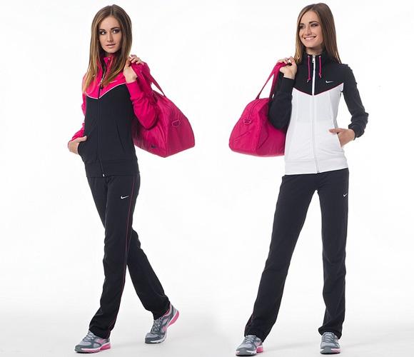 Фото: облегающие модели спортивных костюмов