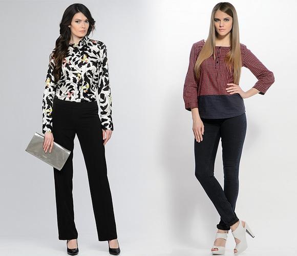 Фото: модные брюки от Emporio Armani, Balenciaga, Altuzara