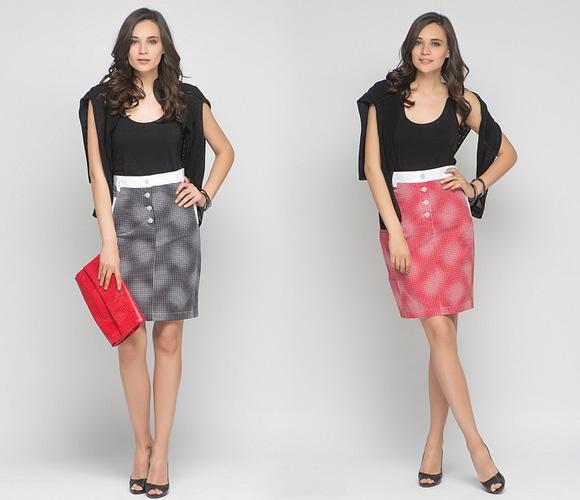 Фото: юбки David Koma, Chanel