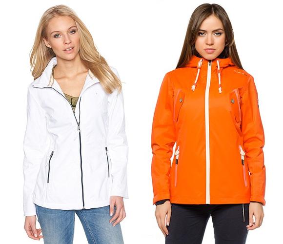 Фото: модели осенних и зимних курток