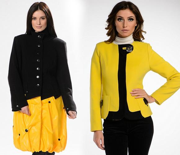 Фото: модное пальто-трансформер