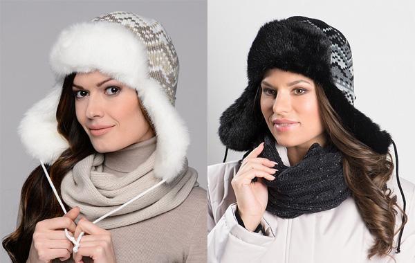 шапки-ушанки
