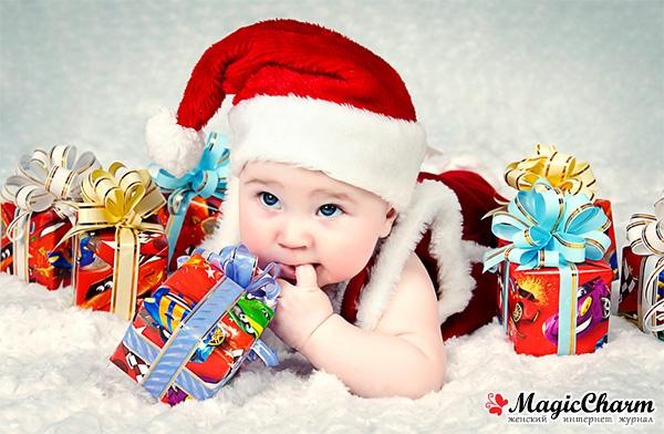 Что подарить ребенку на Новый Год 2017