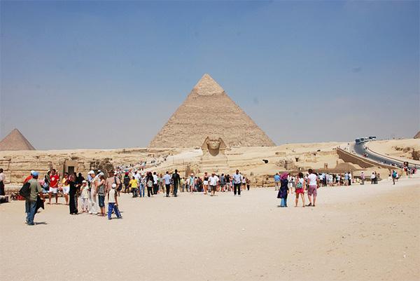 Пирамиды в Хугарде