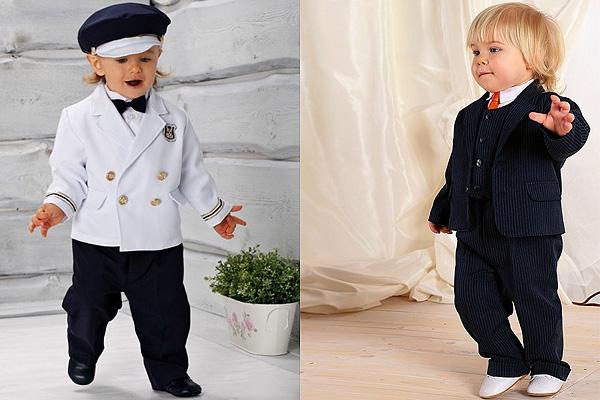 Популярные фасоны и модели детских костюмов