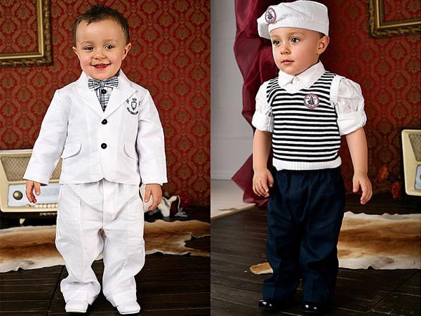Фото: нарядные костюмы для мальчиков