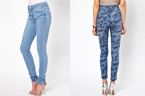 Какие виды джинсов в моде