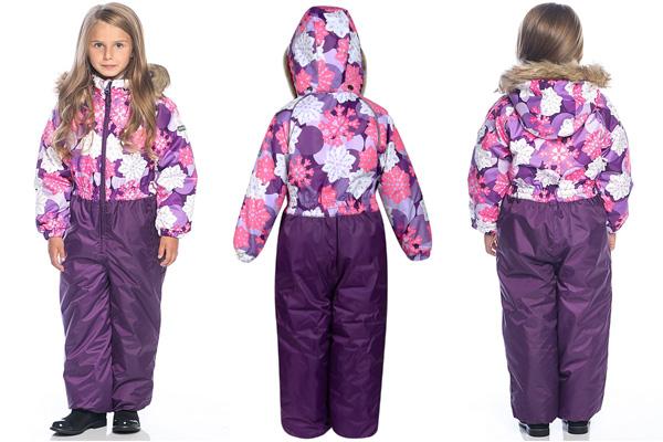 Зимний костюм для ребенка 5-6 лет
