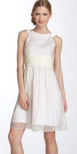 Укороченные свадебные платья для девушек среднего и низкого роста