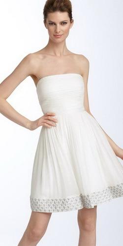 Фото: коктейльное платье на свадьбу