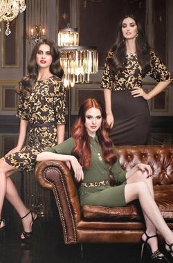 Новая коллекция осенней одежды Фаберлик 2016 - Анималиста